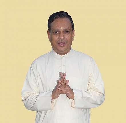 Swami Jaymeshanandji