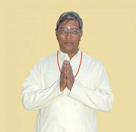 Swami Mahendraanandji