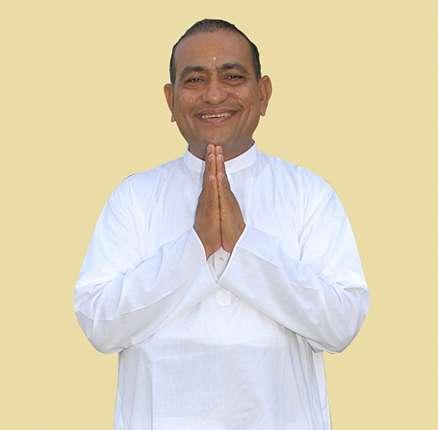 Swami Maheshanandji