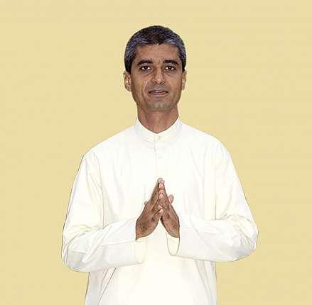 Swami Mineshanandji