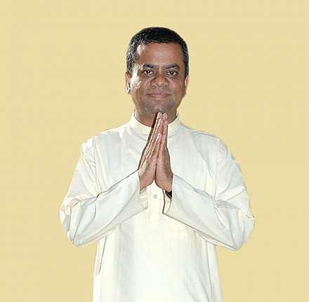 Swami Nimeshanandji